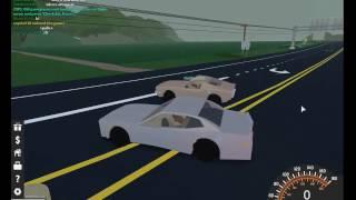 Roblox / Ultimate Driving / J'ai acheté la Camaro