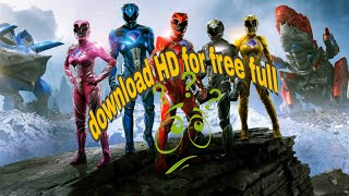 1000% How to download power ranger 2017 full movie in hd