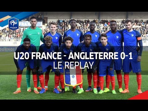 Samedi 25 mars, Tournoi des 4 nations U20 : France-Angleterre