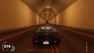 Mazda RX-7 Tunnel Sound + Backfire | The Crew 2 Closed Beta