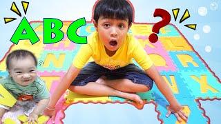 ABC Alphabet Phonics Nursery Rhymes Song for kids ตามหาคำศัพท์ abc สำหรับเด็ก | สิงโต วีคิดสมาย