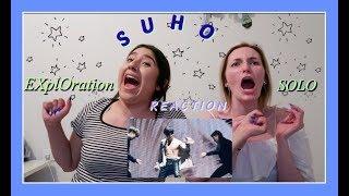 SUHO - EXplOration Solo Reaction