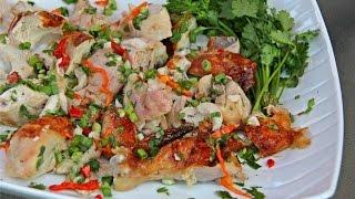 Summer Chicken Chow Delight - Chris De La Rosa | Caribbeanpot.com