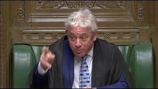 Brexit Britain's bombastic Speaker of the House
