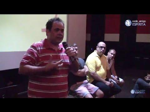 Bate papo com Cia. Amigos da Luz no Rio Preto Shopping