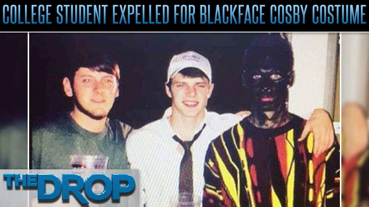 Student Expelled Over Bill Cosby Blackface Costume - The Drop ...