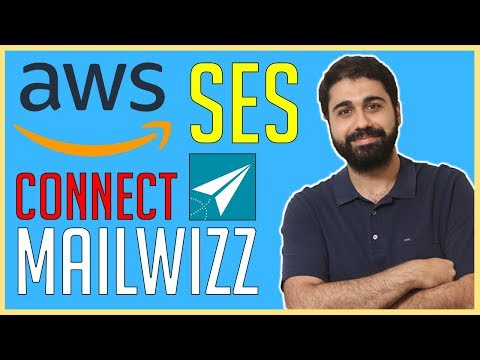 Amazon SES - Connect with MailWizz - Build Your Own Email Marketing System