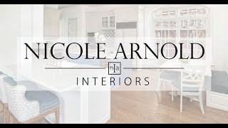 Dallas Interior Designer - Nicole Arnold Interiors