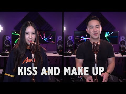 Dua Lipa & BLACKPINK - KISS AND MAKE UP (Jason Chen X Megan Lee)
