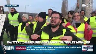 """#Magnien: une nouvelle chanson """"gilet jaune"""" cartonne"""