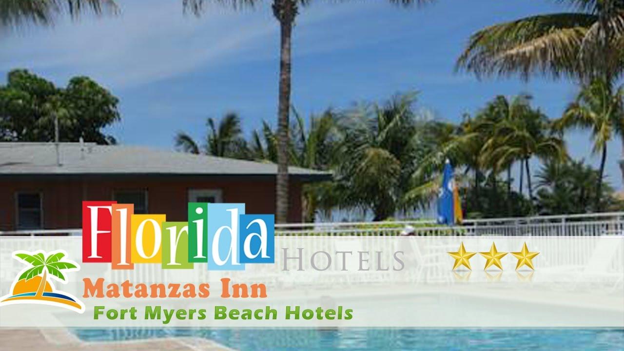 Matanzas Inn Fort Myers Beach Hotels Florida