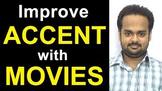 Improve Your ACCENT with MOVIES Using This Technique - The 3C Method - English Pronunciation Lesson