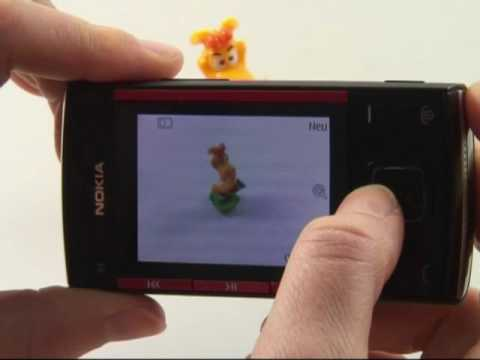 Nokia X3 Test Kamera