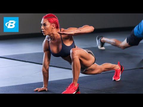 At-Home Upper Body Strength Workout   FYR 2.0: Hannah Eden's Muscle-Building Fat-Loss Plan
