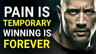 PAIN IS TEMPORARY - Best Motivational Video of 2019