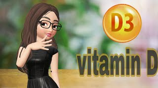 فوائد فيتامين د Vitamin D