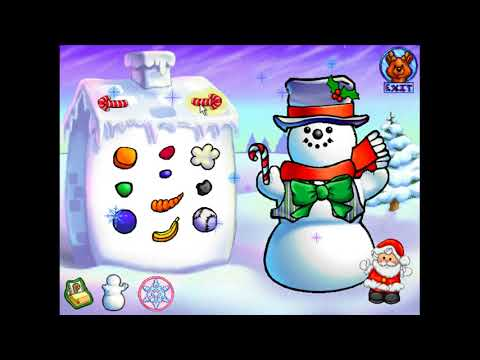 Fisher-Price Little People Christmas Activity Center