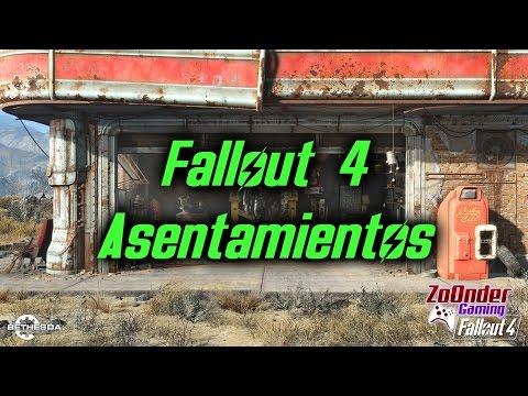 Fallout 4 [Guia y consejos sobre Asentamientos]