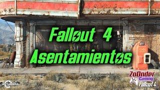 Fallout 4 Guia y consejos sobre Asentamientos