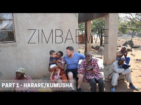 ZIMBABWE TRAVEL VLOG 2019 | FIRST TIME IN ZIM | HARARE/MAZOE