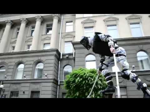 Пришельцы в Минске | Invaders In Minsk