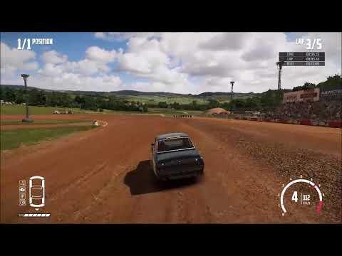 Bloomfield Speedway Dirt Oval 5 lap A class 19 05 19