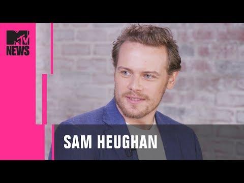 Sam Heughan on 'Outlander', 'Bloodshot' & 'The Spy Who Dumped Me'  MTV