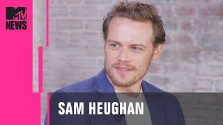 Sam Heughan on 'Outlander', 'Bloodshot' & 'The Spy Who Dumped Me' | MTV News