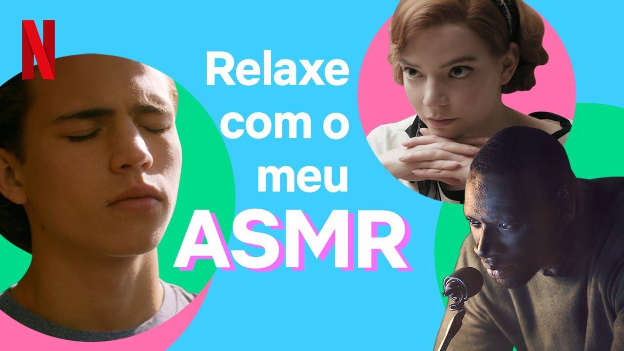 Tudo fica mais relaxante em ASMR (até Cobra Kai!)   Netflix Brasil