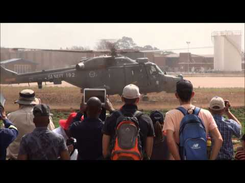 AAD2014 South African National Defence Force Mini War