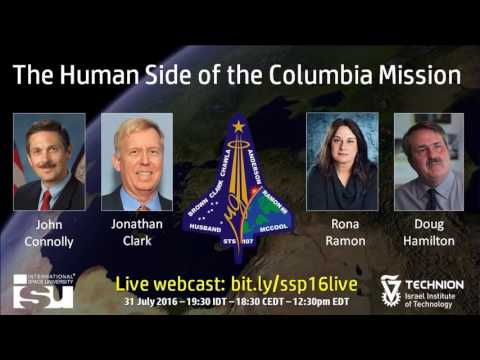 ISU SSP16 - The human side of the Columbia Mission