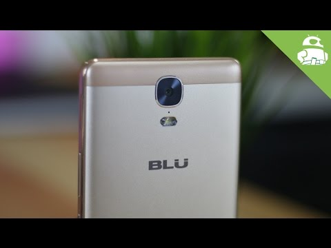 BLU Energy XL Review!