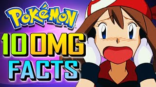 ▶▶ 10 OMG Pokemon Facts and Trivia! ◀◀ | Pokemon FEET #33