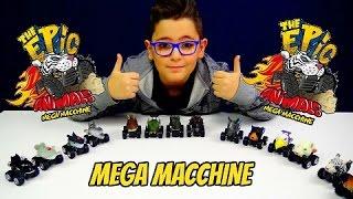 THE EPIC ANIMALS MEGA MACCHINE - Leo Toys