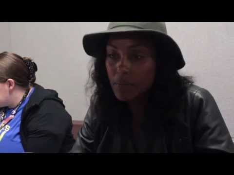 A Talk with Christine Adams (Agent Weaver- Agents Of S.H.I.E.L.D)