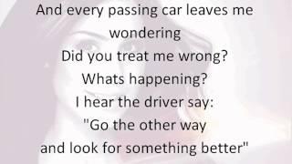 Traffic Lights - Lena (Lyric video)