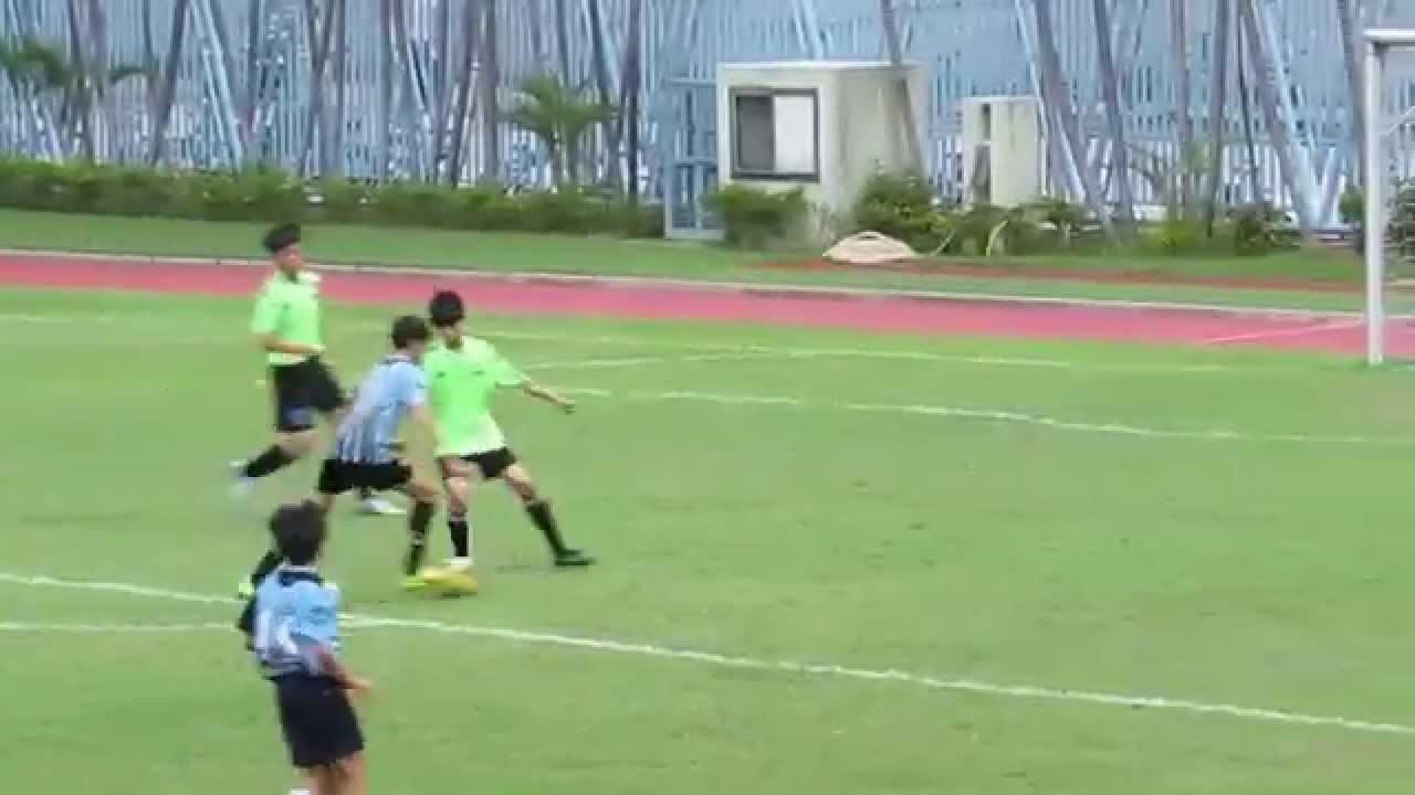 侯寶垣vs永隆(2015.10.10.屯門學界足球甲組)精華 - YouTube