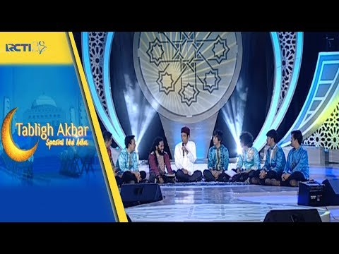 TABLIGH AKBAR - D'Masiv, Cupink Topan Tilawah Bersama Ust. Abdul Somad [1 September 2017]