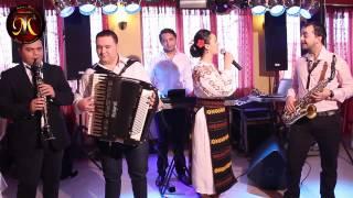 Ana Maria Goga & Marius Dinu BAND - colaj joc de doi ardeleneasca - Live