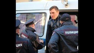 Беспредел полиции в отношении депутата Бондаренко! Получилось запугать?