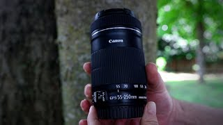 Canon EF-S 55-250mm IS STM Review