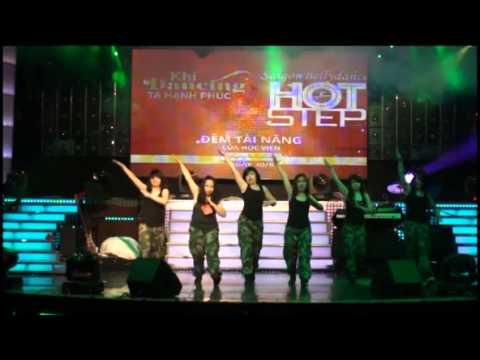 Hotstep 2014 - 4D - Giải Ba - Biên đạo Quỳnh Thy