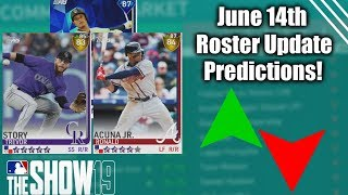 [13.22 MB] June 14th Roster Update Predictions! How To Make Stubs Investing! MLB The Show 19 Diamond Dynasty