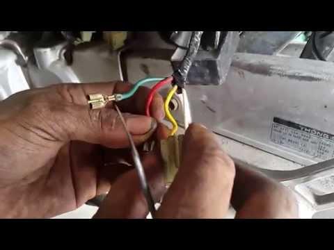 Sửa Xe Cùi Bắp_độ Sạc Yamaha Cho Dream Ware