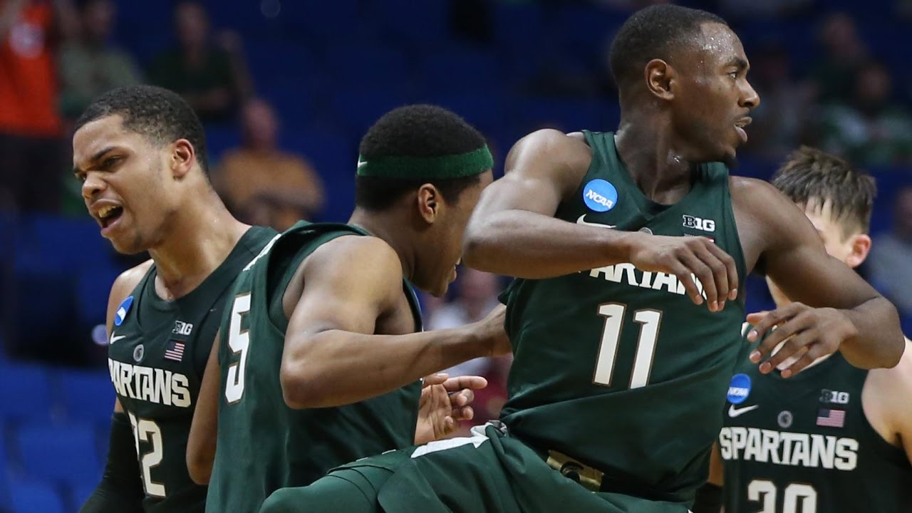 March Madness: Michigan State will play at Little Caesars Arena