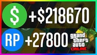 GTA 5 Online:  UNLIMITED MONEY & RP METHOD! Best Fast Money Not Money Glitch PS4/Xbox One/PC 1.38
