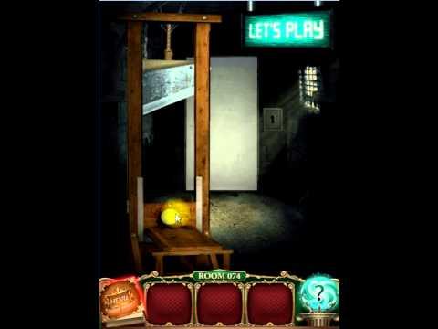 Hidden escape level 74