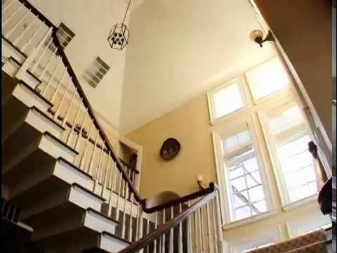 Marvelous How To Paint High Stairwells