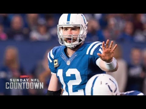 Andrew Luck to test shoulder and weigh surgery options | NFL Countdown | ESPN