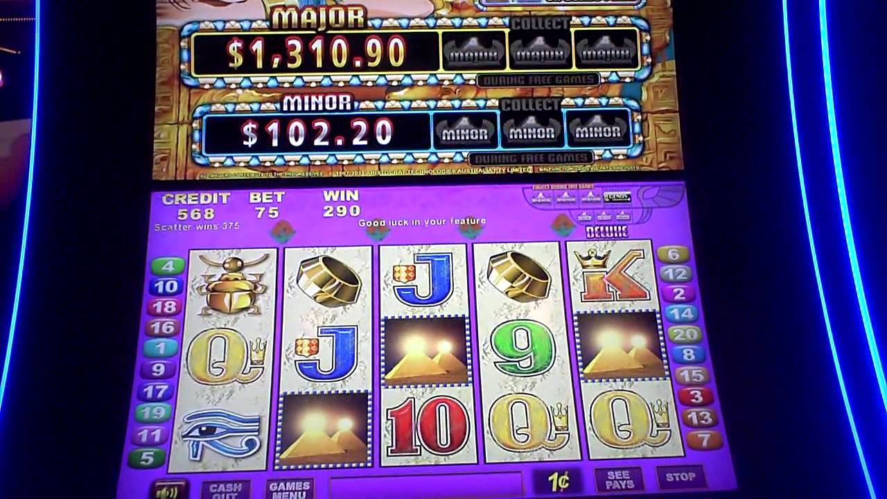 Free Slot Machine Queen Of The Nile